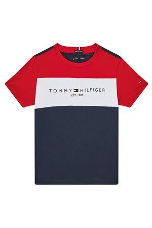 TOMMY HILFIGER ESSENTIAL T-Shirt TOMMY | 8 | KB0KB06534C87
