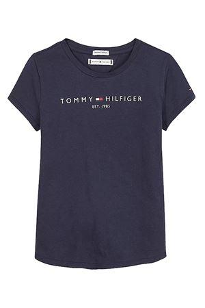TOMMY HILFIGER ESSENTIAL T-Shirt TOMMY | 8 | KG0KG05242C87