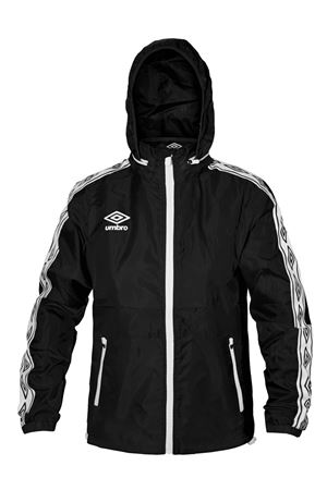 UMBRO K-way Full Zip  UMBRO | -11804633 | RAP00137BBLACK