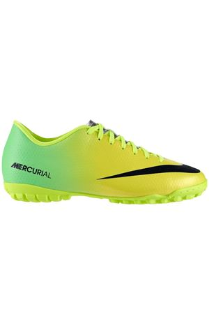 Mercurial Victory TF Green Yellow Black NIKE | 7456972 | 555615703