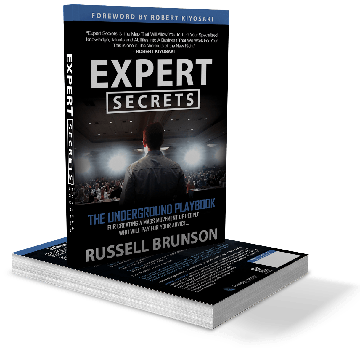 I Want My Free Copy Of The Expert Secrets Book!