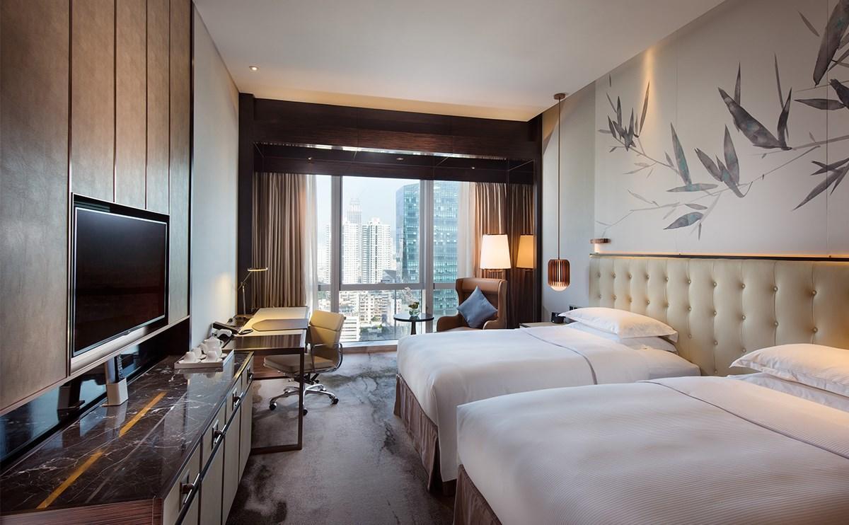 深圳大中华希尔顿酒店