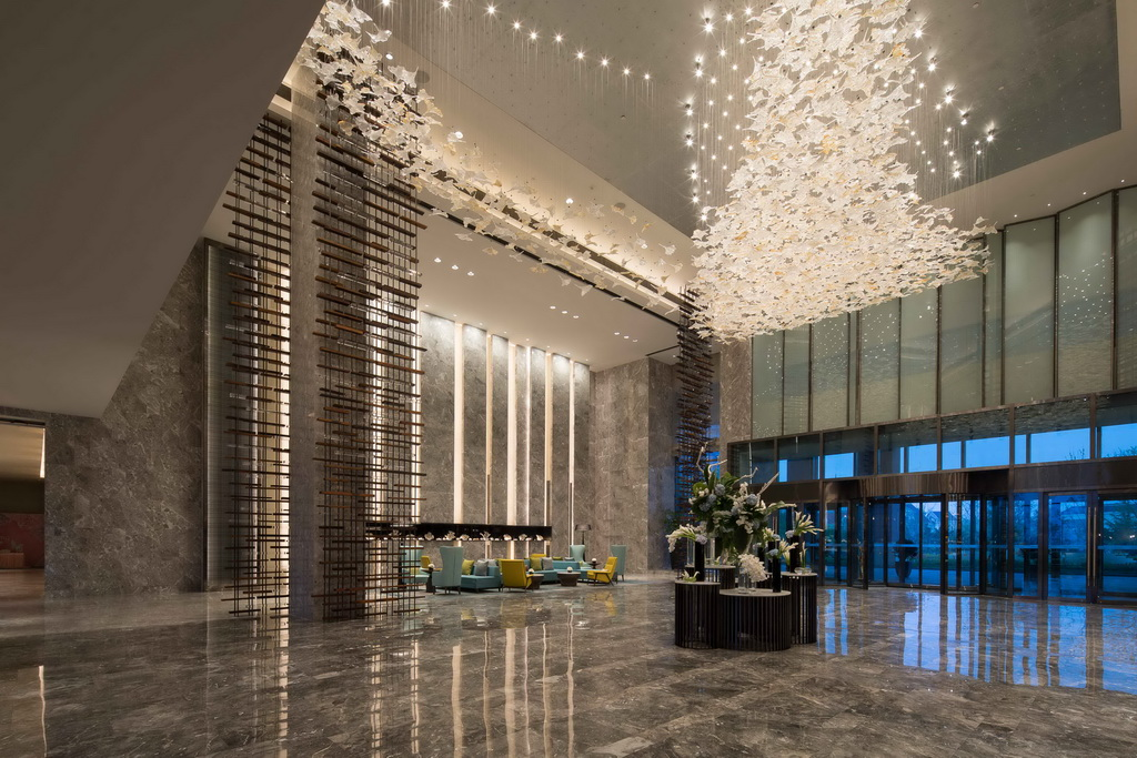 DoubleTree by Hilton Qingdao Oriental Movie Metropolis
