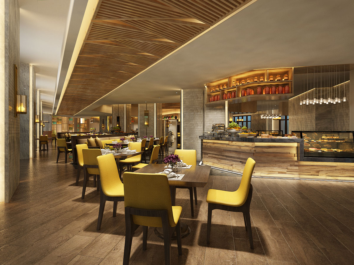 Double Tree by Hilton Huidong Resort