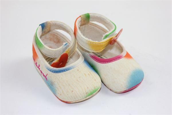 scarpe modello ballerine fantasia colori AGATHA RUIZ | Scarpe | 4920513BIANCO