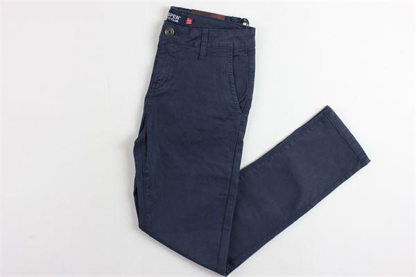 tasca america ASPEN POLO CLUB | Pantaloni | 1031P0179TBLU