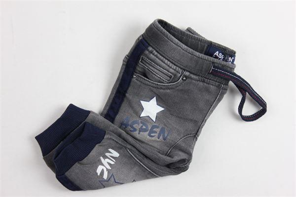 elasticizzato con laccetto ASPEN POLO CLUB | Jeans | 1071D0106GRIGIO
