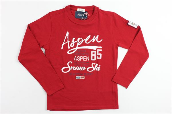 ASPEN POLO CLUB |  | PC35M401JROSSO