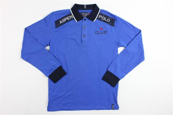 ASPEN POLO CLUB |  | PC35M518TCOBALTO