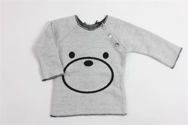 m/l con stampa AVENTIQUATTRORE | Shirts | A240114GRIGIO