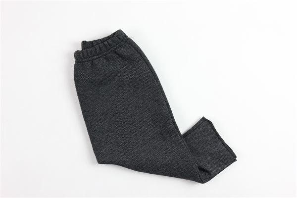 in felpa AVENTIQUATTRORE | Pantaloni | A240124NERO