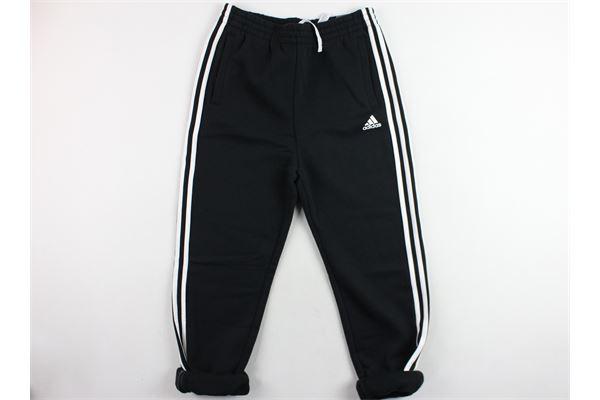 pantalone in felpa tinta unita Adidas | Pantaloni | BQ2832NERO
