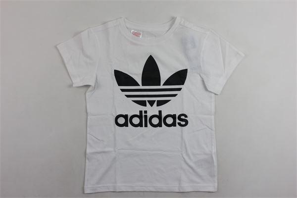 t-shirt con stampa adidas Adidas | T-shirts | CF8546BIANCO