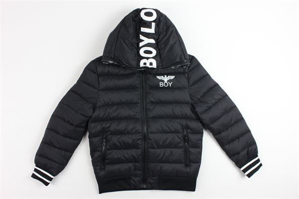 bomber con logo BOY LONDON | Giubbini | HBBL183201JNERO