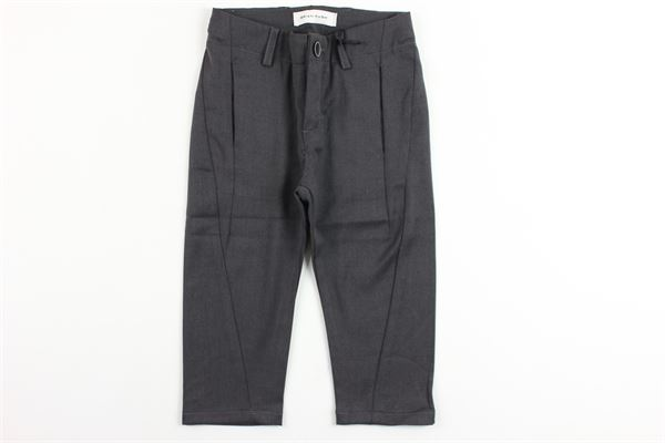 pantalone elegante tasca america BRIAN RUSH | Pantaloni | BR19AA141GRIGIO