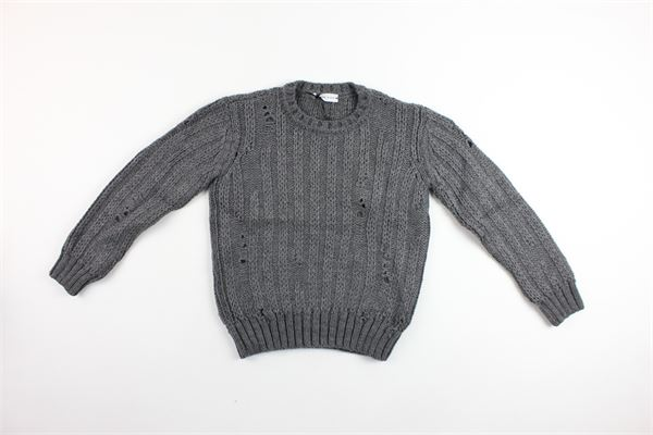 maglia tinta unita BRIAN RUSH | Maglie | BR19TN008GRIGIO