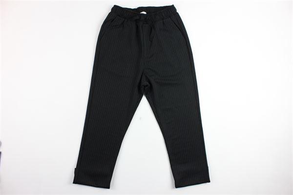 pantalone rigato tasca america BRIAN RUSH | Pantaloni | PS/GESSNERO