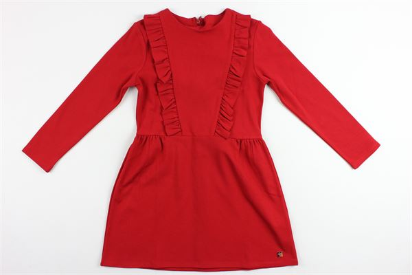 CARRE'MENT BEAU |  | Y12135ROSSO