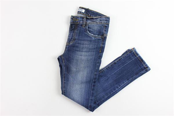 5 tasche CESARE PACIOTTI | Jeans | PJP181806JPBLU