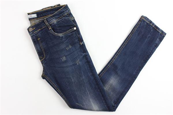 jeans con strappi CESARE PACIOTTI | Jeans | PJP706JPBLUE
