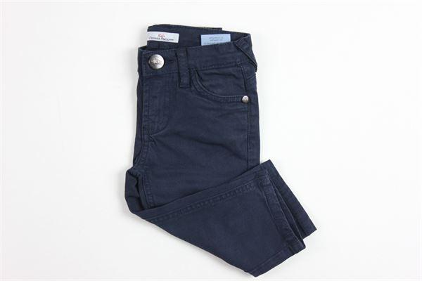 5 tasche CESARE PACIOTTI | Pantaloni | PTP183903BBLU