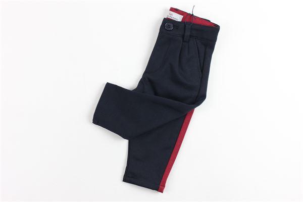 tasca america CESARE PACIOTTI | Pantaloni | PTP183908BBLU