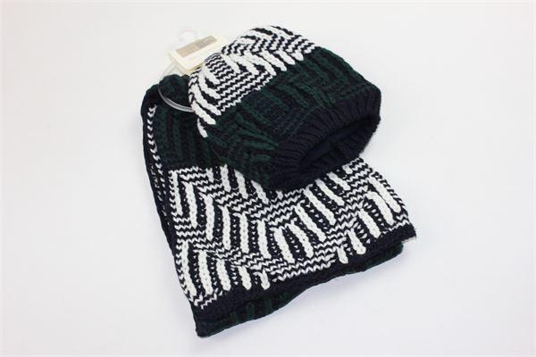 cappello + sciarpa CHICCO | Completi | 04100BLU