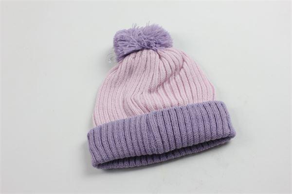 cappello bicolore a costine CHICCO | Cappelli | 04295ROSA