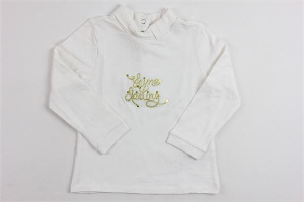 m/l cotone caldo con stampa CHICCO | Shirts | 06491BIANCO