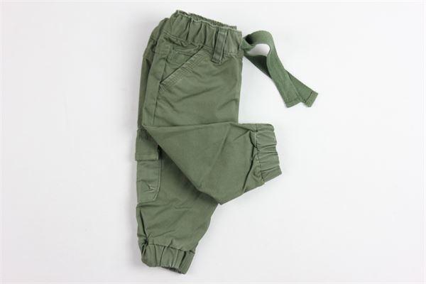 girovita elasticizzato CHICCO | Pantaloni | 24807VERDE