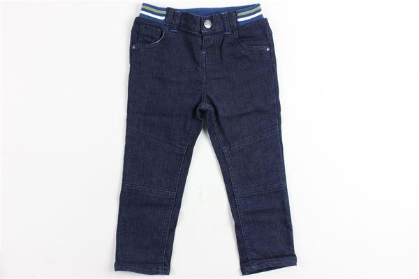 elastico in vita CHICCO | Jeans | 24808BLU