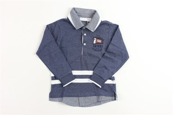 polo con finta camicia CHICCO | Maglie | 33334BLU