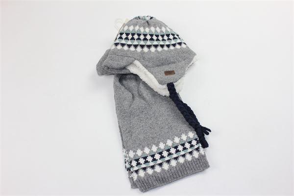 cappello + sciarpa CHICCO | Completi | 42659GRIGIO