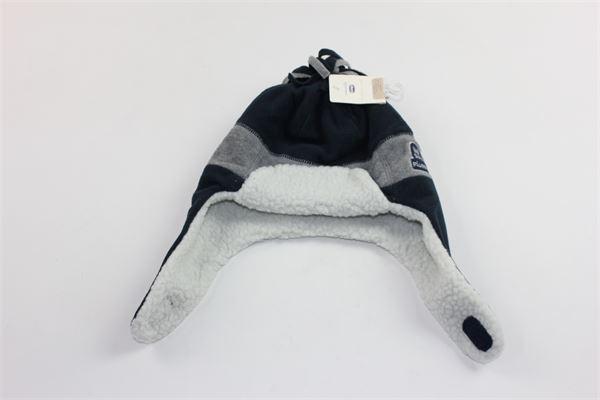 cappello in pile bicolore con copriorecchie CHICCO | Cappelli | 42727BLU