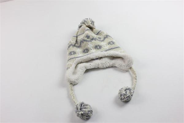 cappello con pon pon CHICCO | Cappelli | 42732BIANCO