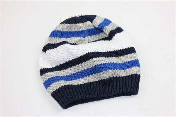 cappello rigato multicolor CHICCO | Cappelli | 42936BIANCO
