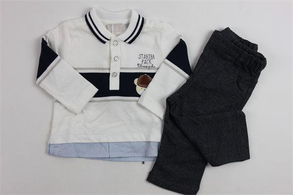 polo + pantalone CHICCO | Completi | 77778BLU