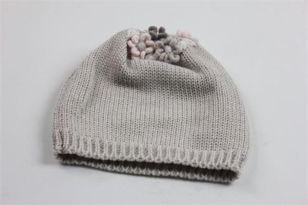 cappello tinta unita con applicazione COLIBRI | Cappelli | 7015BEIGE