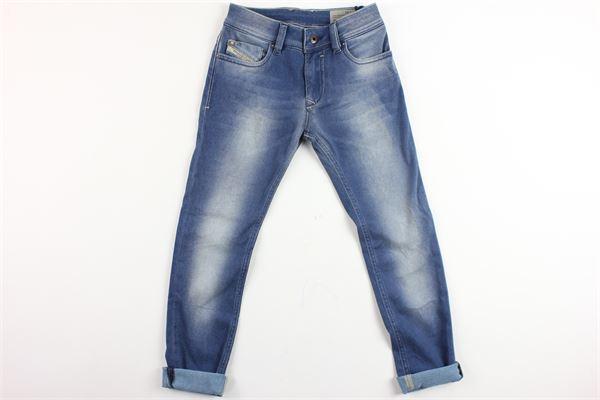 jeans 5 tasche stinto DIESEL | Jeans | 00J2EGBLU