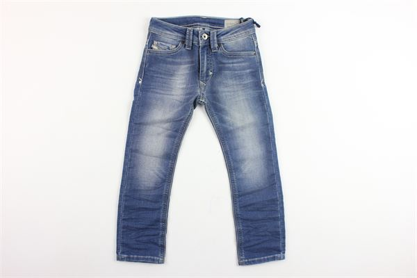 jeans 5 tasche tinta unita DIESEL | Jeans | 00J2ICBLU