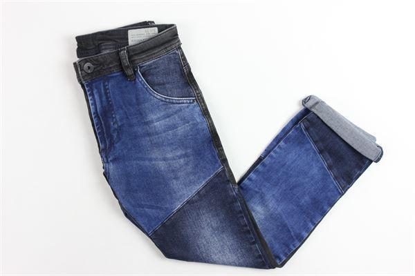 jeans bicolore DIESEL | Jeans | 00J3HR-KXA9L-K0BLU