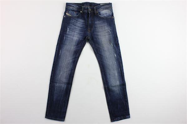 jeans 5 tasche stinto DIESEL | Jeans | 00J3RN-KXA57-K01BLU
