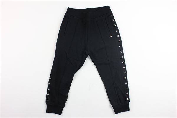 pantalone in felpa con applicazioni DIESEL | Pantaloni | 00J41RNERO