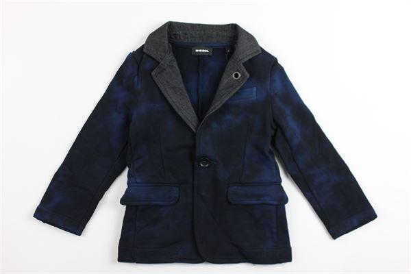 giacca con profili in contrasto DIESEL | Giacche | 00J45KBLU
