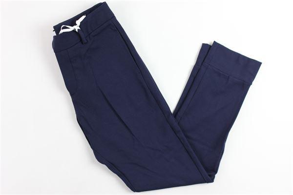 tinta unita DONDUP | Pantaloni | DMPA13JE49BLUE