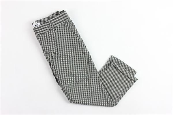 microfantasia DONDUP | Pantaloni | DMPA14CQ256NERO