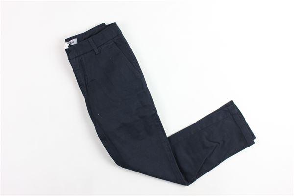 tasca america DONDUP | Pantaloni | DMPA14RA41BLUE