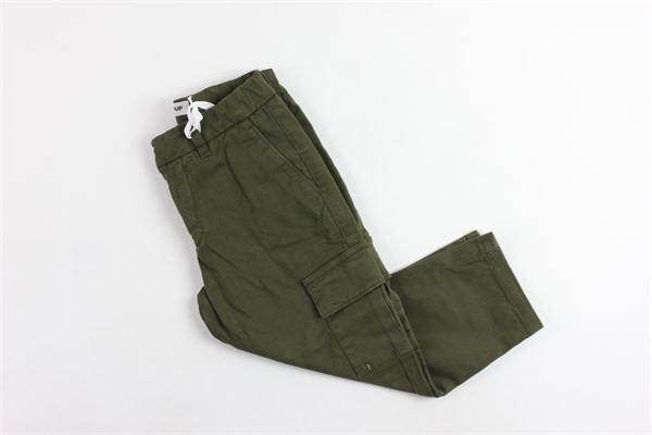 con tasconi DONDUP | Pantaloni | DMPA16RA41VERDE