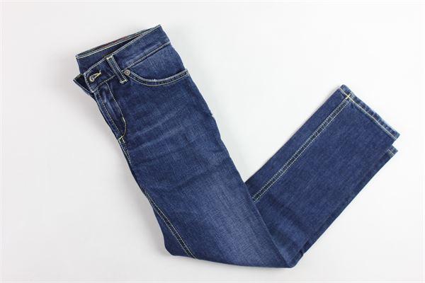 5 tasche DONDUP | Jeans | DMPA600DS153BBLUE