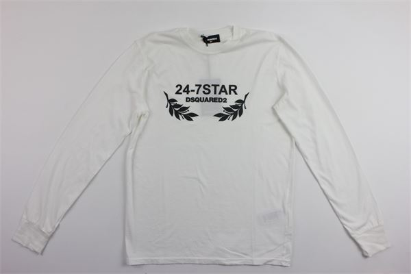 DSQUARED |  | DQ02IZ-D00MSBIANCO